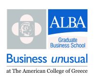 ALBA GRADUATE BUSINESS SCHOOL